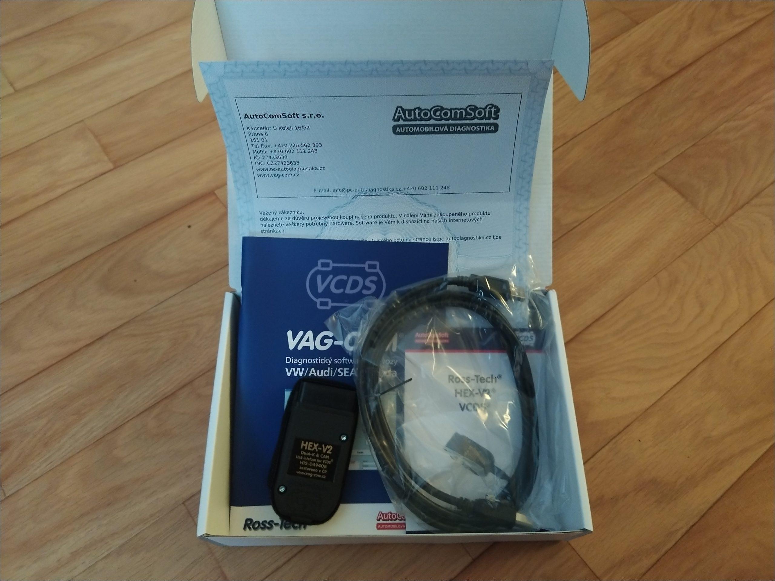 VCDS originál